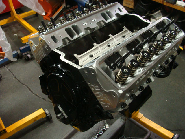 D&W Custom Engines